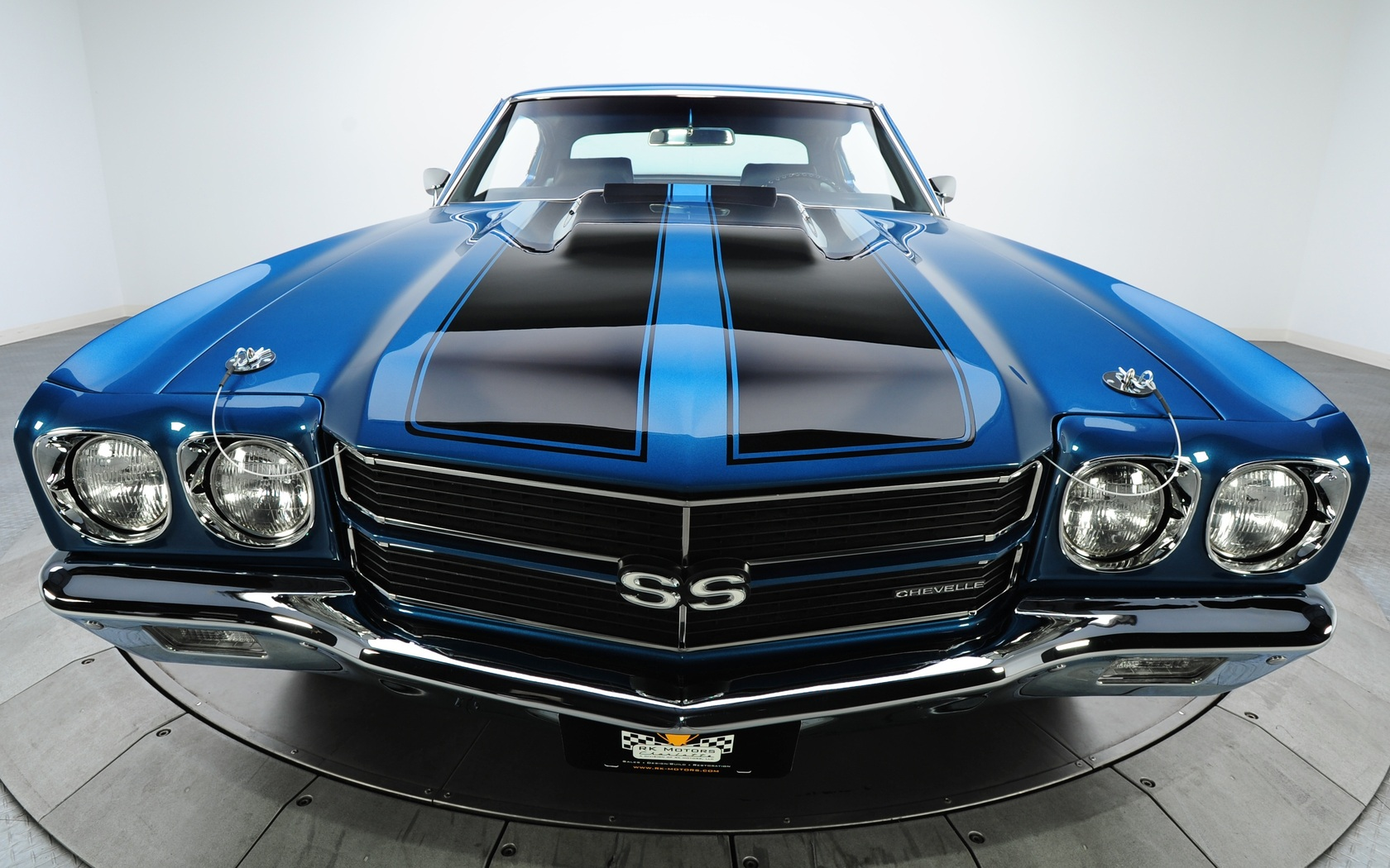 muscle car 14930