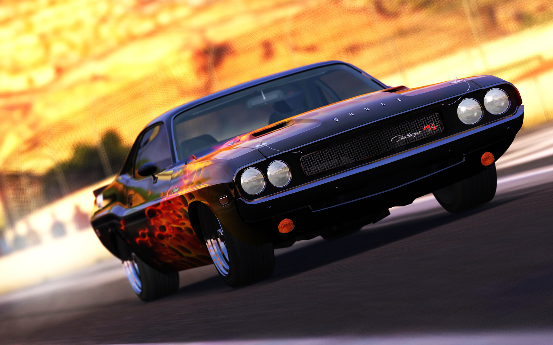 muscle car 14934