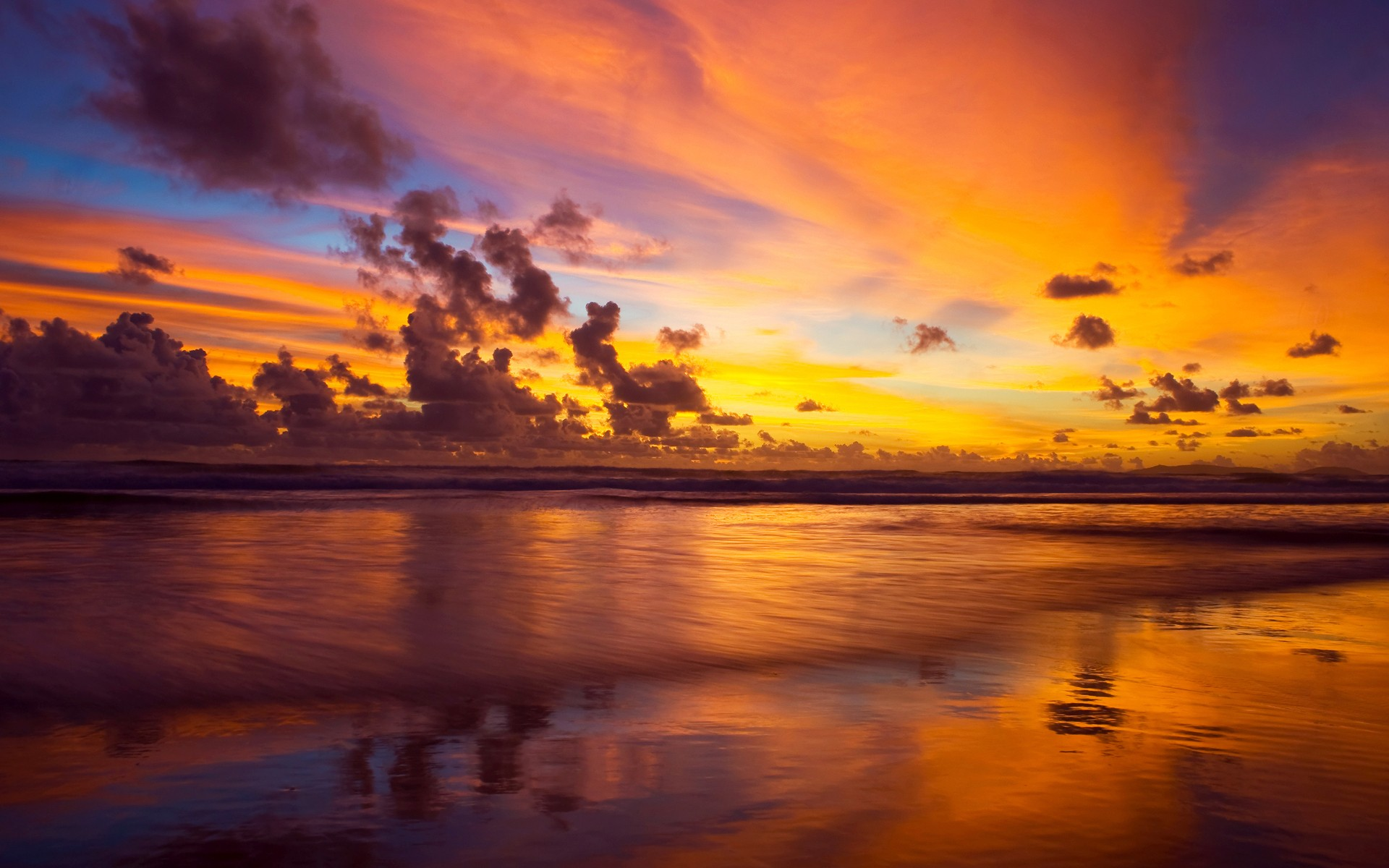 orange sunset 30021