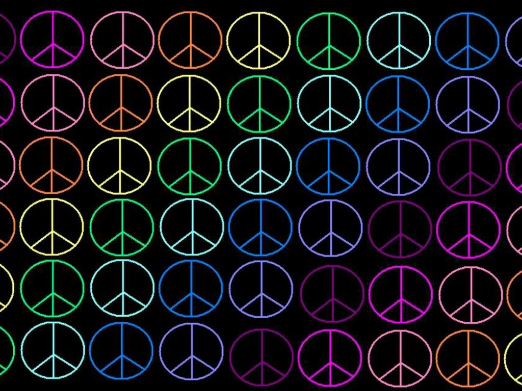 Peace Sign Wallpaper 7938 1024x768px