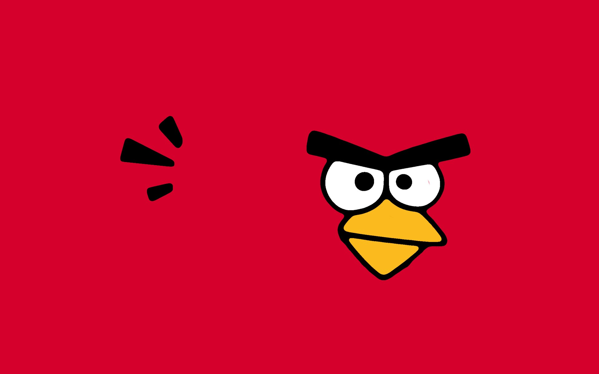 red angry bird 30404
