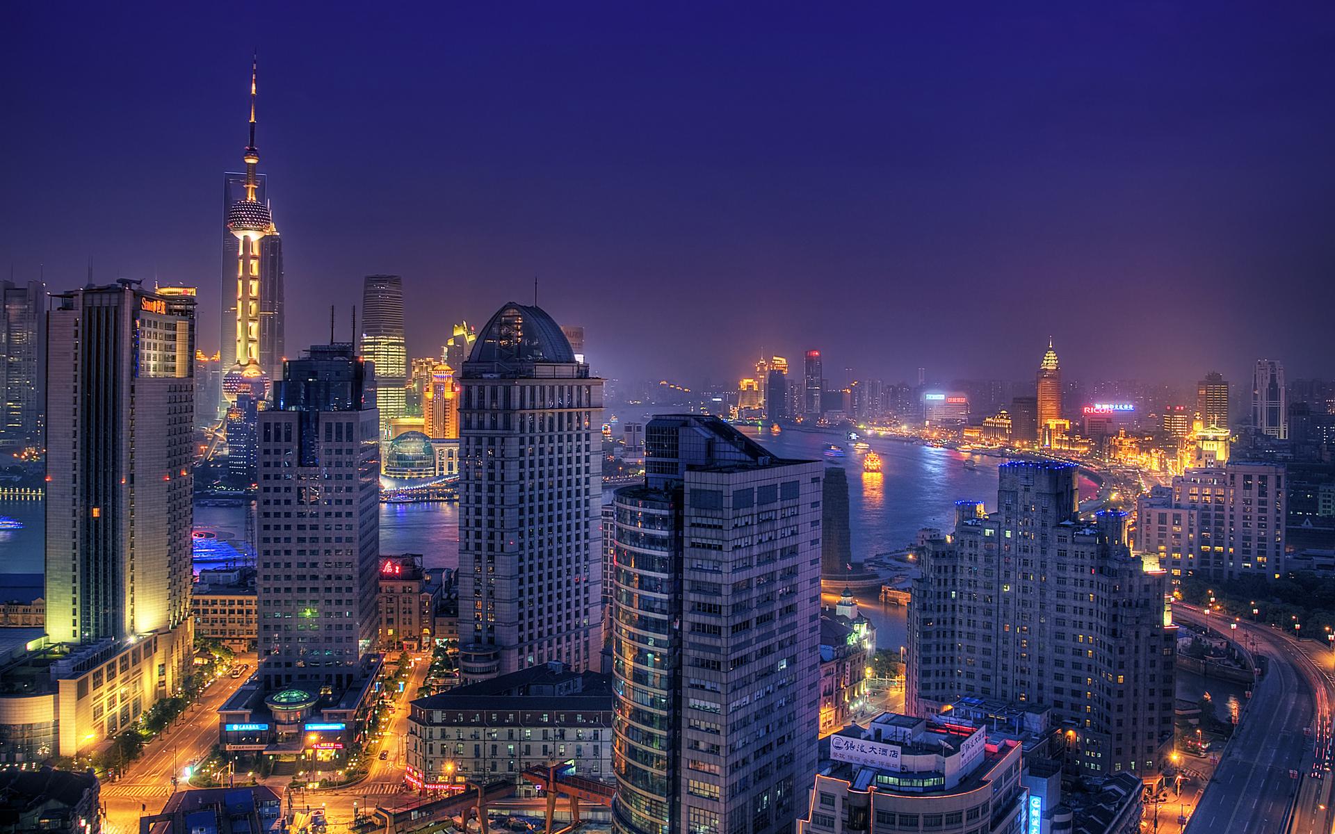 shanghai city 4911