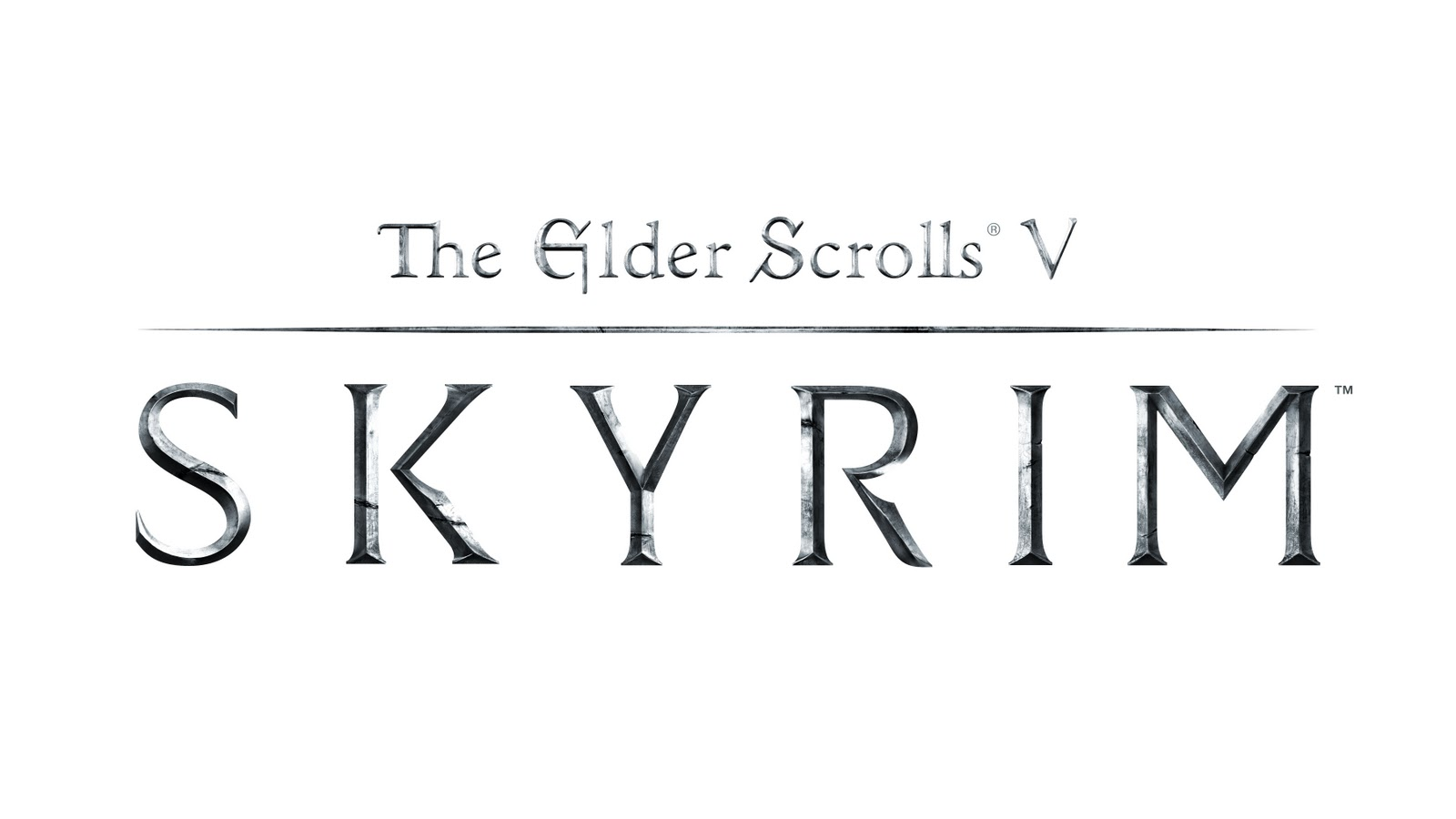 skyrim logo 11791