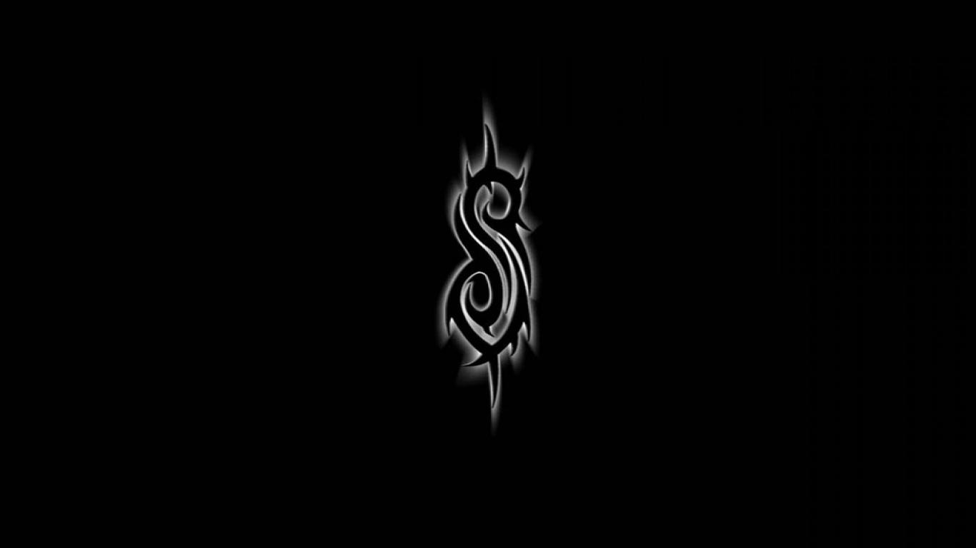 Slipknot logo 25418 1366x768 px hdwallsource slipknot logo 25418 voltagebd Image collections