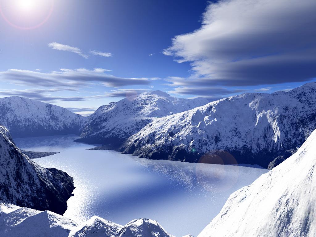 snow mountain 16535