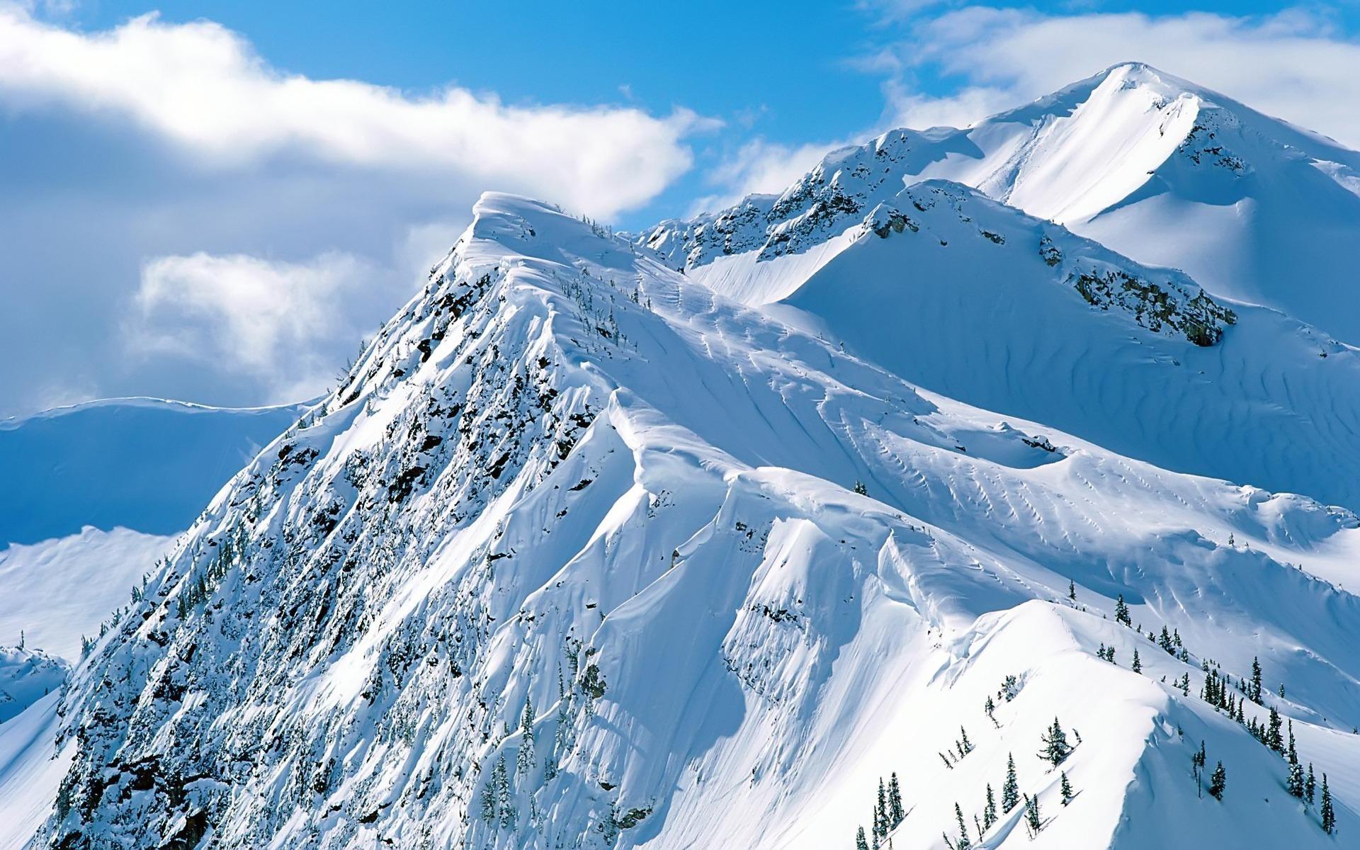 snow mountain 16545