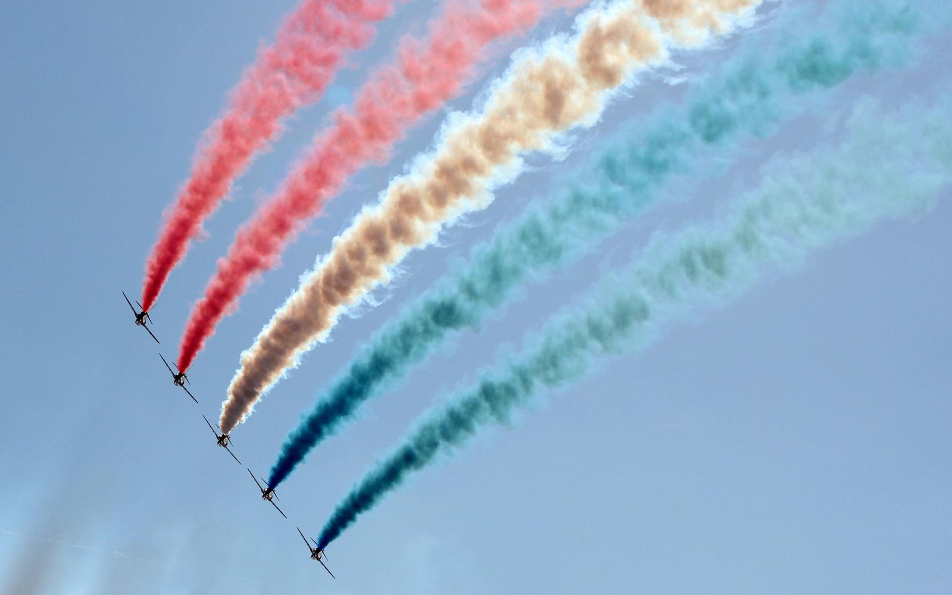 stunning air show wallpaper 43319