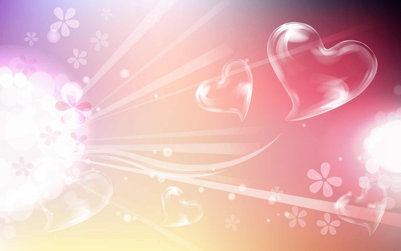 stunning love backgrounds 18162