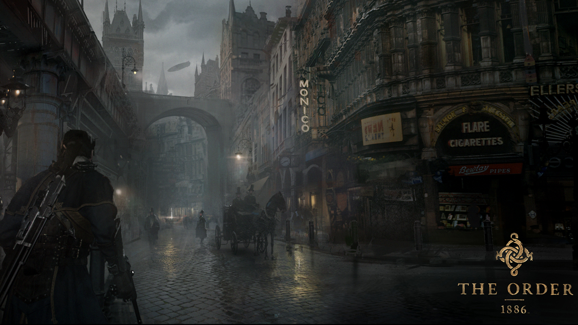 The Order 1886 4260 1920x1080 Px