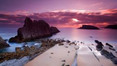 Amazing Pink Sunset 30027