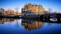 Amsterdam Wallpaper 36939
