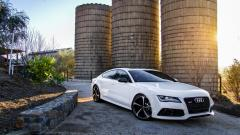 Awesome Audi RS7 Wallpaper 36961