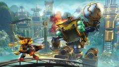 Awesome Ratchet and Clank Wallpaper 44233