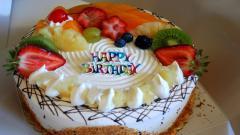 Birthday Cakes 6372