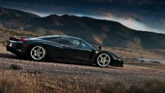 Black Ferrari Enzo Wallpaper 44980