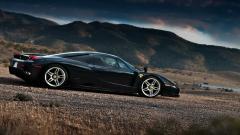 Black Ferrari Enzo Wallpaper 44980