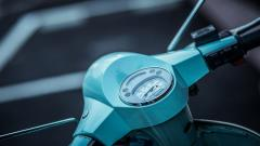 Blue Scooter Wallpaper 44228