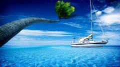 Boat Wallpaper 9155