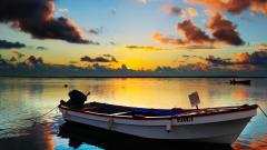 Boat Wallpaper 9165