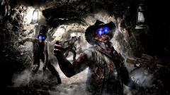Call Of Duty Zombies Buried Desktop Wallpaper HD 9052