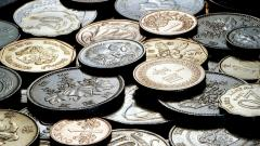 Coins Wallpaper 44245
