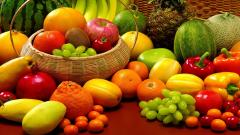 Colorful Fruit Wallpaper 20350