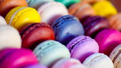 Colorful Macaron Wallpaper 42293