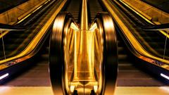 Cool Escalator Wallpaper 37955