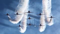 Fantastic Air Show Wallpaper 43315