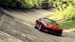 Fantastic Ferrari F12 Wallpaper 44217