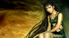 Fantasy Women Wallpaper Background 11866