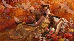 Fantasy Women Desktop Wallpaper 11873