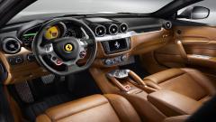 Ferrari FF Interior Wallpaper 44206