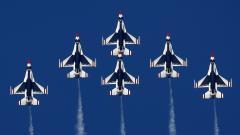 Free Air Show Wallpaper 43318