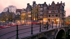 Free Amsterdam Wallpaper 36941