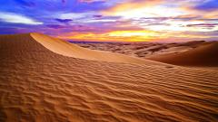 Desert Oasis Landscape Widescreen Wallpaper 50089 3840x2160px