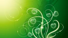 Free Green Background 21873