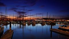 Free Harbor Wallpaper 30369