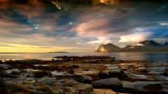 Free Seascape Wallpaper 29209