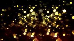 Gold Bokeh Wallpaper 23994