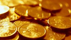Gold Coins Wallpaper 44249