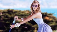 Gorgeous Katie Cassidy Wallpaper 37944
