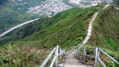 Haiku Stairs 8762