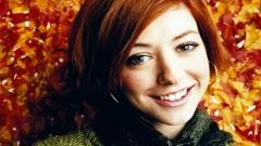 HD Alyson Hannigan Wallpaper 24783