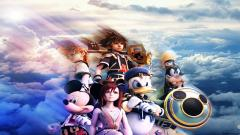 kingdom hearts wallpaper 7426