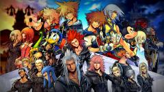 kingdom hearts wallpaper 7435