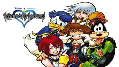 kingdom hearts wallpaper 7436