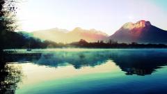 Lake Mist HD 33781