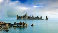 Lake Mist Wallpapers 33771