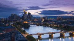 Lovely Frankfurt Wallpaper 42285